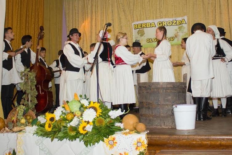 Održan je i bogat folklorni program