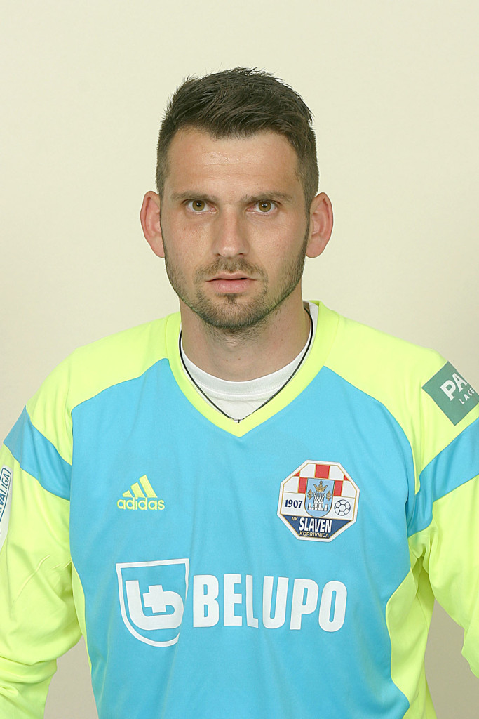 Matjaž Rozman bio je najbolji pojedinac // Foto: NK Slaven Belupo
