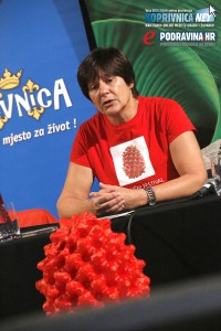 Melita Bači, direktorica Hartmanna // foto: Mario Kos