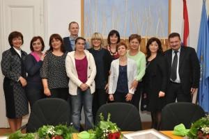 Zajednička fotografija // Foto: www.koprivnica.hr
