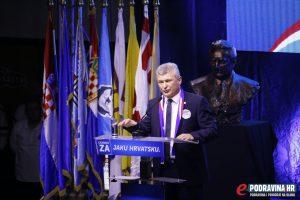 Branko Hrg (HSS) drugi je na listi Domoljubne koalicije // foto: Mario Kos