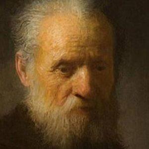 Rembrandt, Starac sa bradom
