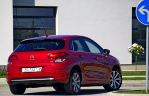 Citroen C4 Shine Pure Tech