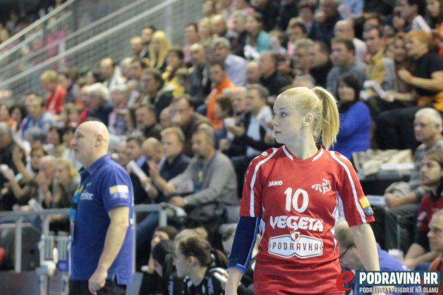 Podravkašice su prošle sezone prikazivale kvalitetne igre u Ligi prvakinja // Foto: Arhiva ePodravina.hr