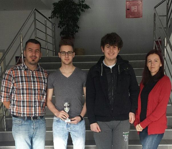 Mladi daktilografi // Foto: pitomaca.hr