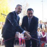 Načelnik Mirko Perok i župan Darko Koren otvorili novi vrtić // Foto Matija Gudlin