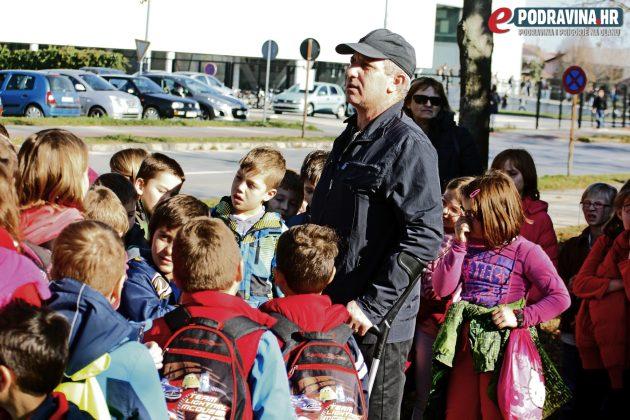 Vukovarac Željko Kušnjer ranjen je na Trpinjskoj cesti // Foto: Zvonimir Markač