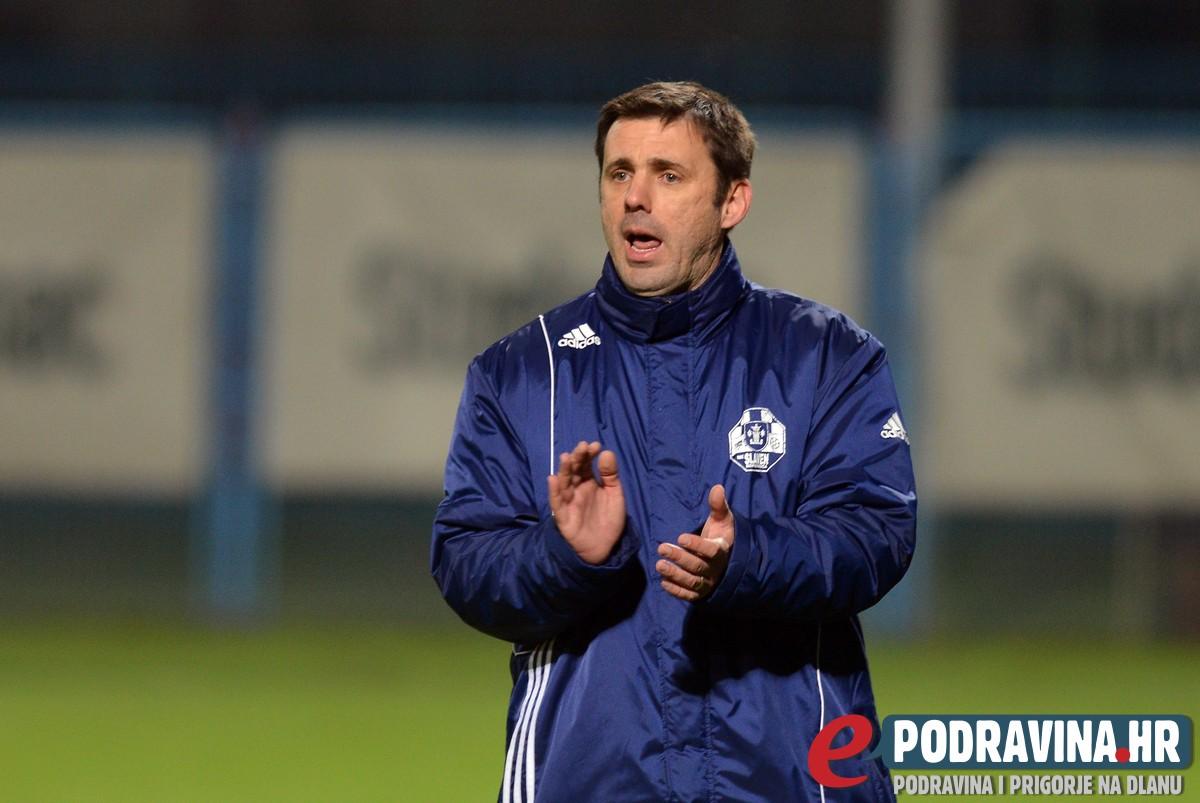 Trener Slavena Belupa Željko Kopić // Foto: ePodravina.hr