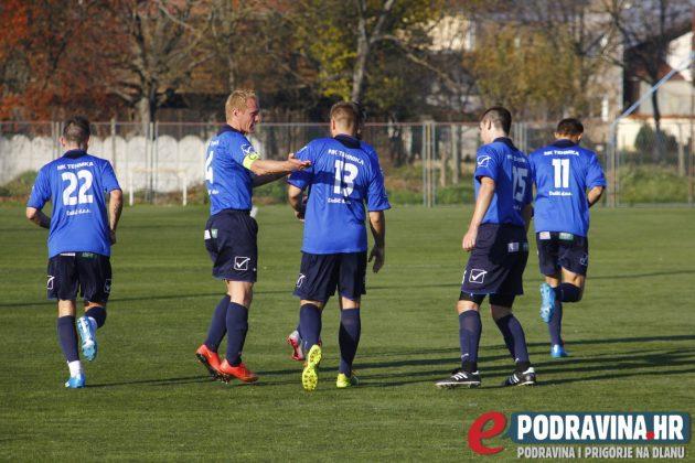 Nogometaši Tehnike // Foto: Zvonimir Markač