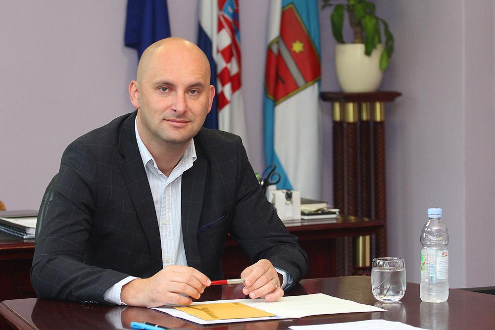 Tomislav Tolušić, župan virovitičko-podravski // Foto: vpz.hr