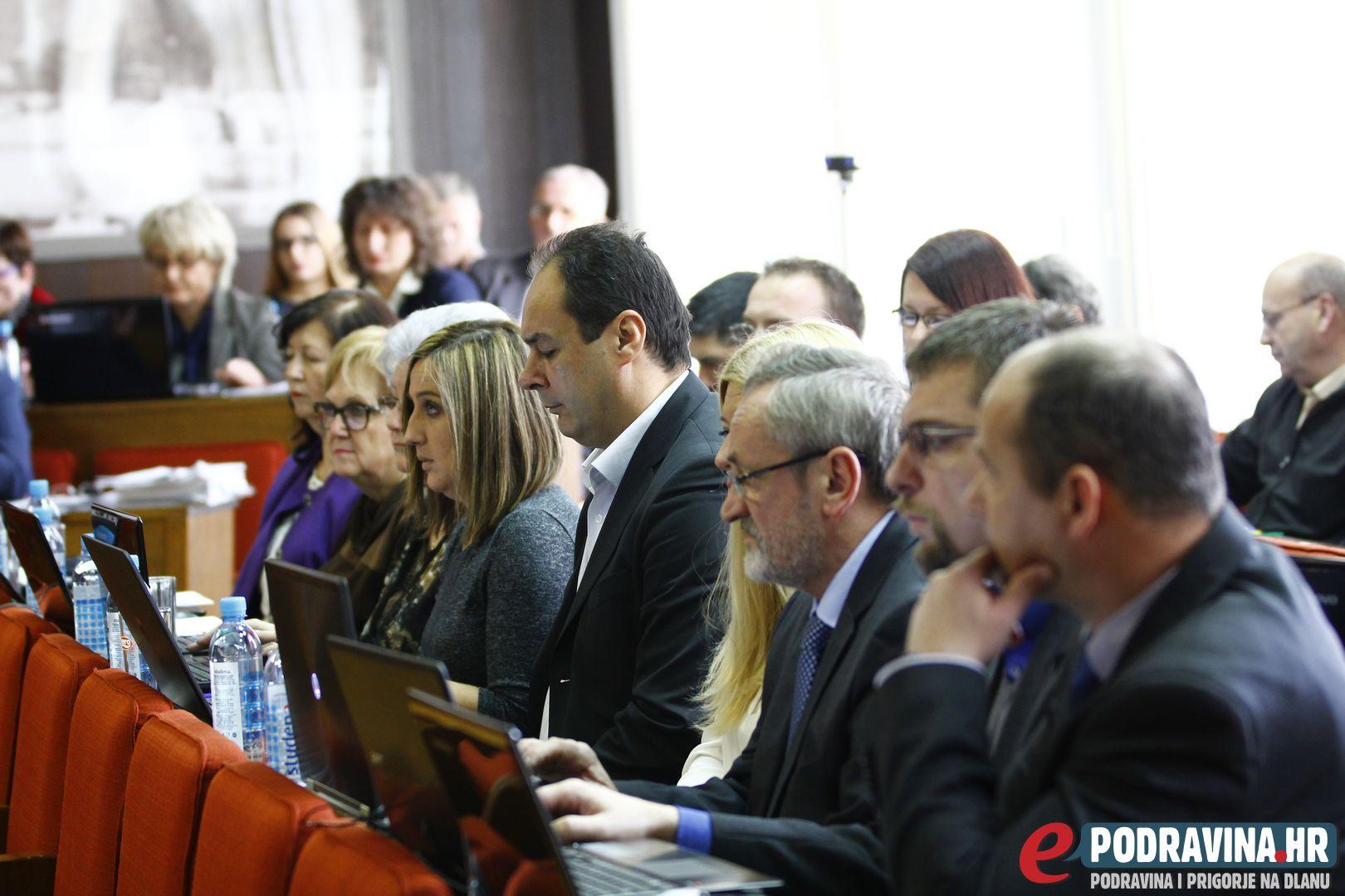 Oporbenjaci proračun smatraju nerealnim // Foto: Matija Gudlin