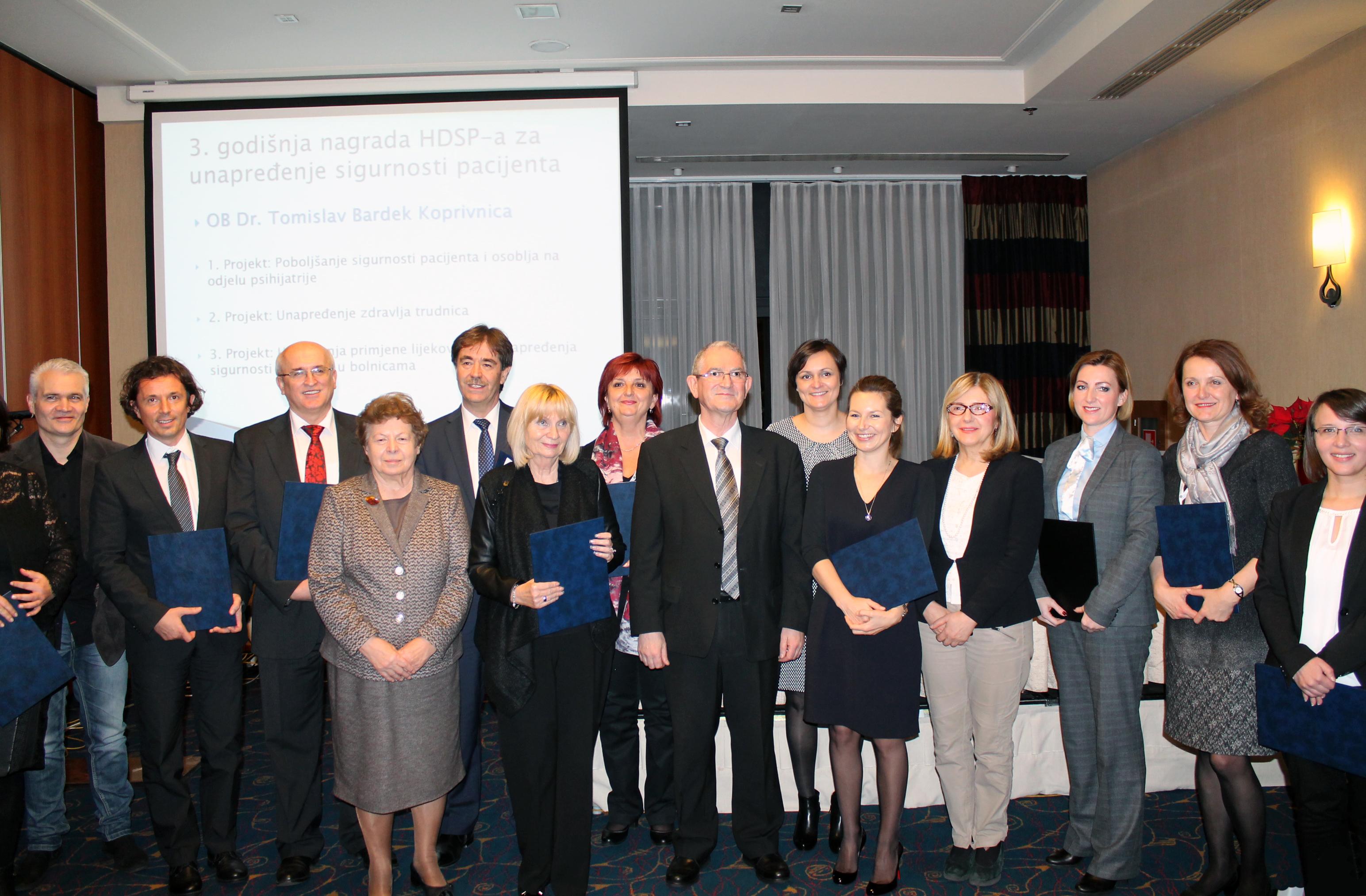 Dodjela godišnje nagrade // Foto: OB Dr. Tomislav Bardek