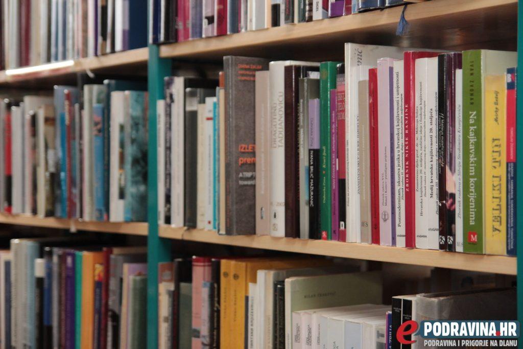 Knjižnica Fran Galović // Foto: Matija Gudlin