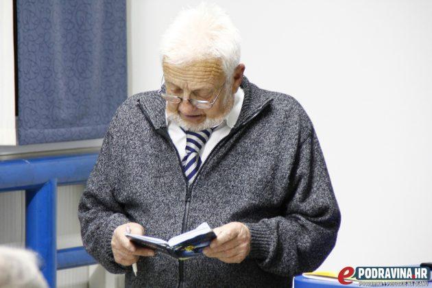Trener NK Romantičara Stanko Orlović Pajo // Foto: Zvonimir Markač