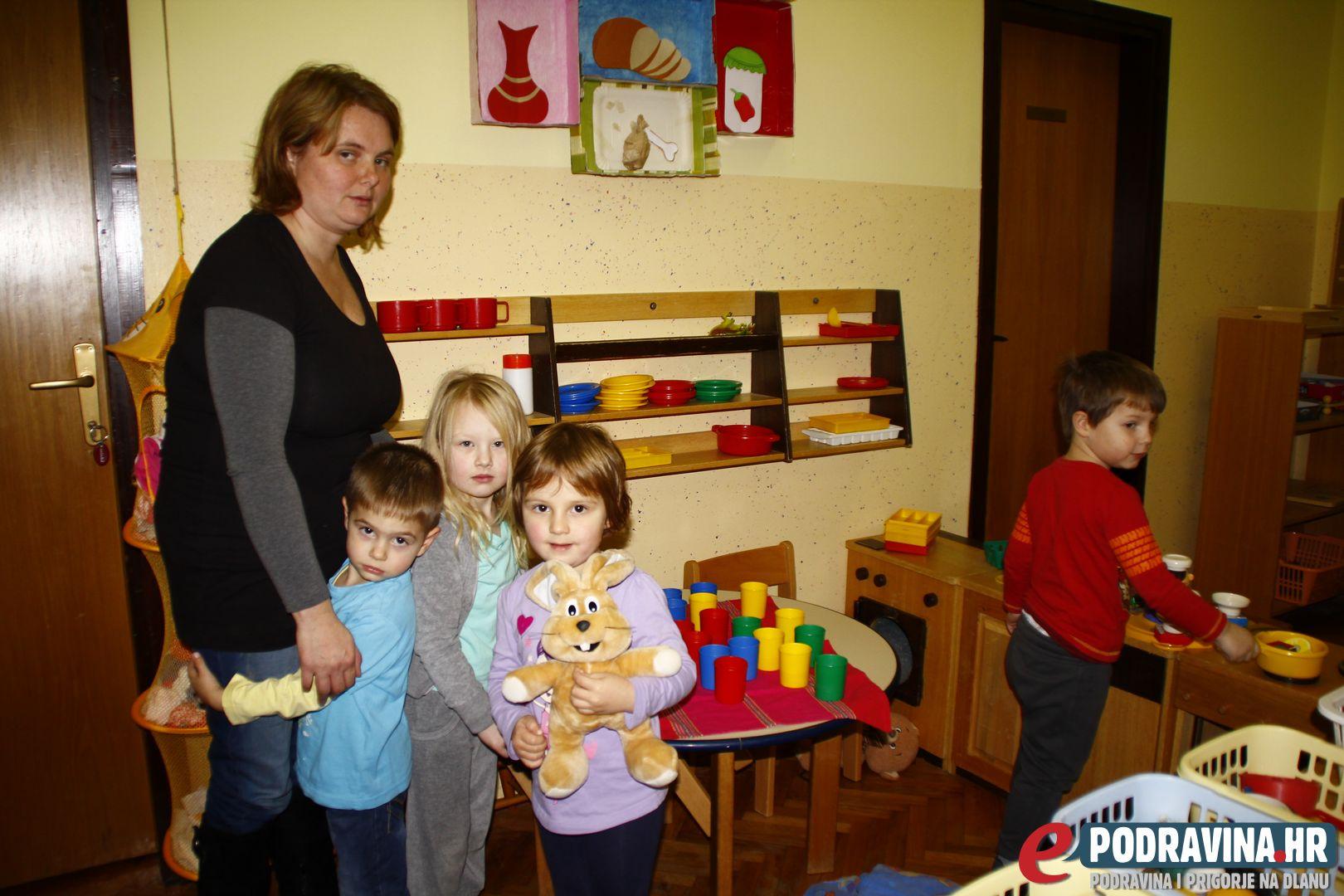 Ravnateljica Ivana Biruš nije htjela komentirati uvođenje naplate vrtića // Foto: Marko Murković