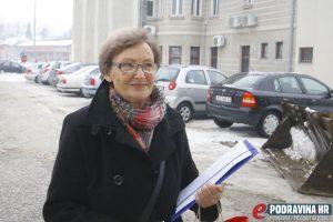 Jozefina Dominko // Foto: Matija Gudlin