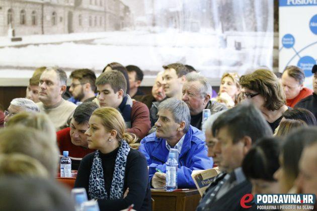 Agro uzlet grada Koprivnice // Foto: Matija Gudlin