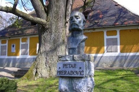 Rodna kuća Petra Preradovića // Foto: pitomaca.hr