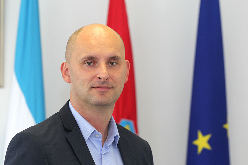 Ministar regionalnog razvoja i EU fondova // Foto: Virovitičko-podravska županija