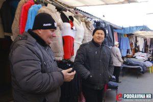 Obrtnici Franjo Hrenar i Božidar Perika // Foto: Matija Gudlin
