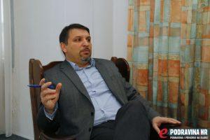 Lacković želi smanjenje HRT-ove pristojbe // Foto: Matija Gudlin