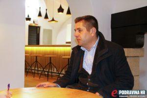 Martin Mahović, voditelj  odsjeka za gospodarstvo // Foto: Matija Gudlin