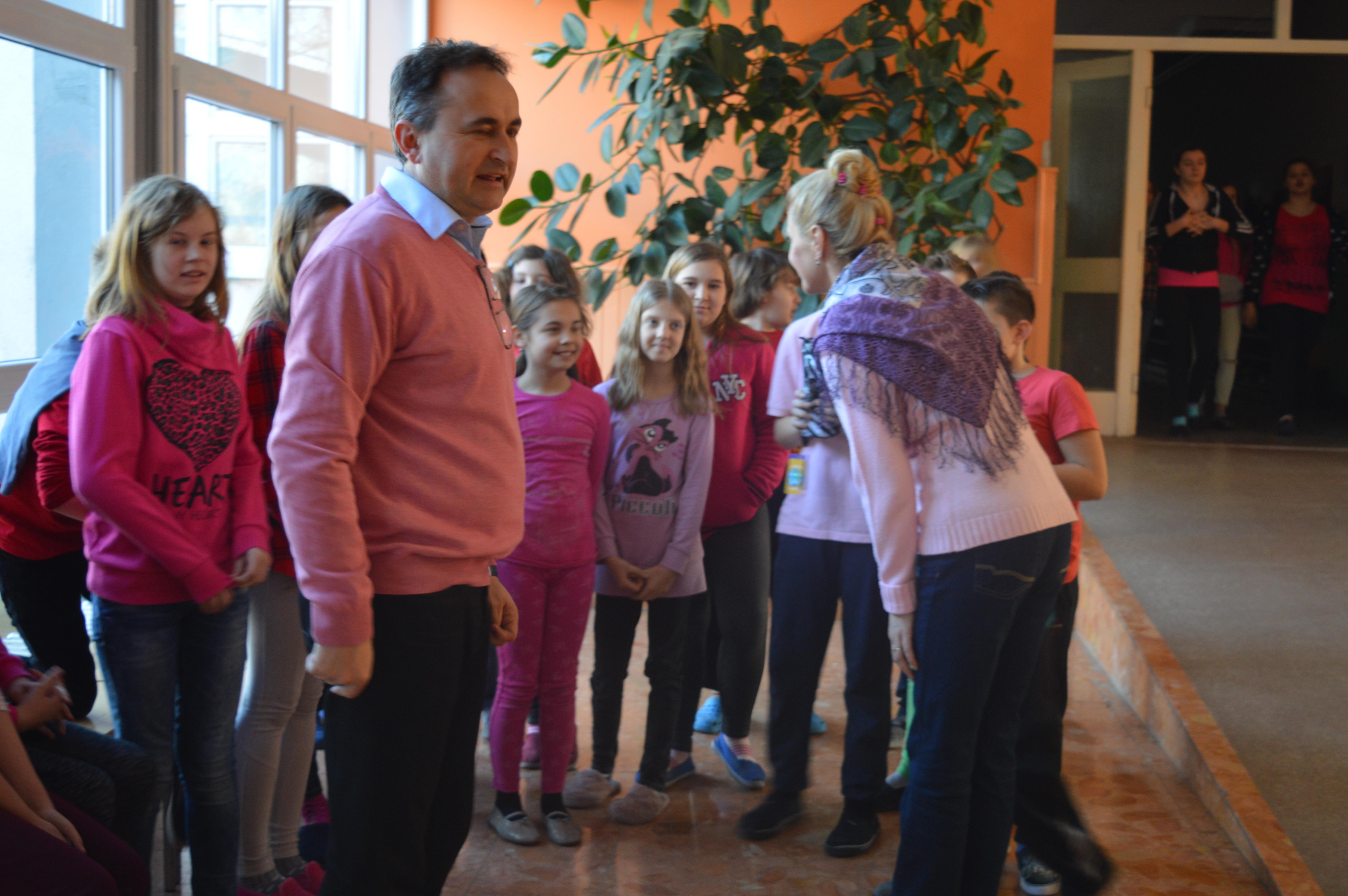 Dan ružičastih majica // Foto: Grad Ludbreg