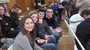 Učenici iz Đelekovca // Foto: OŠ M. P. Miškina Đelekovec