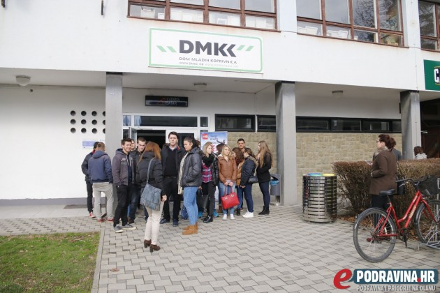 Dom mladih Koprivnica // Foto: Matija Gudlin