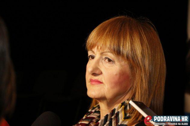 Jasmina Markota // Foto: Matija Gudlin