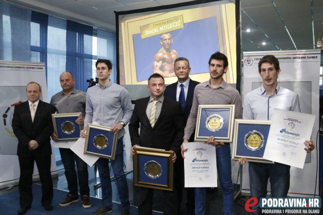 Danijel Miklečić, najbolji sportaš Koprivničko-križevačke županije // Foto: Matija Gudlin