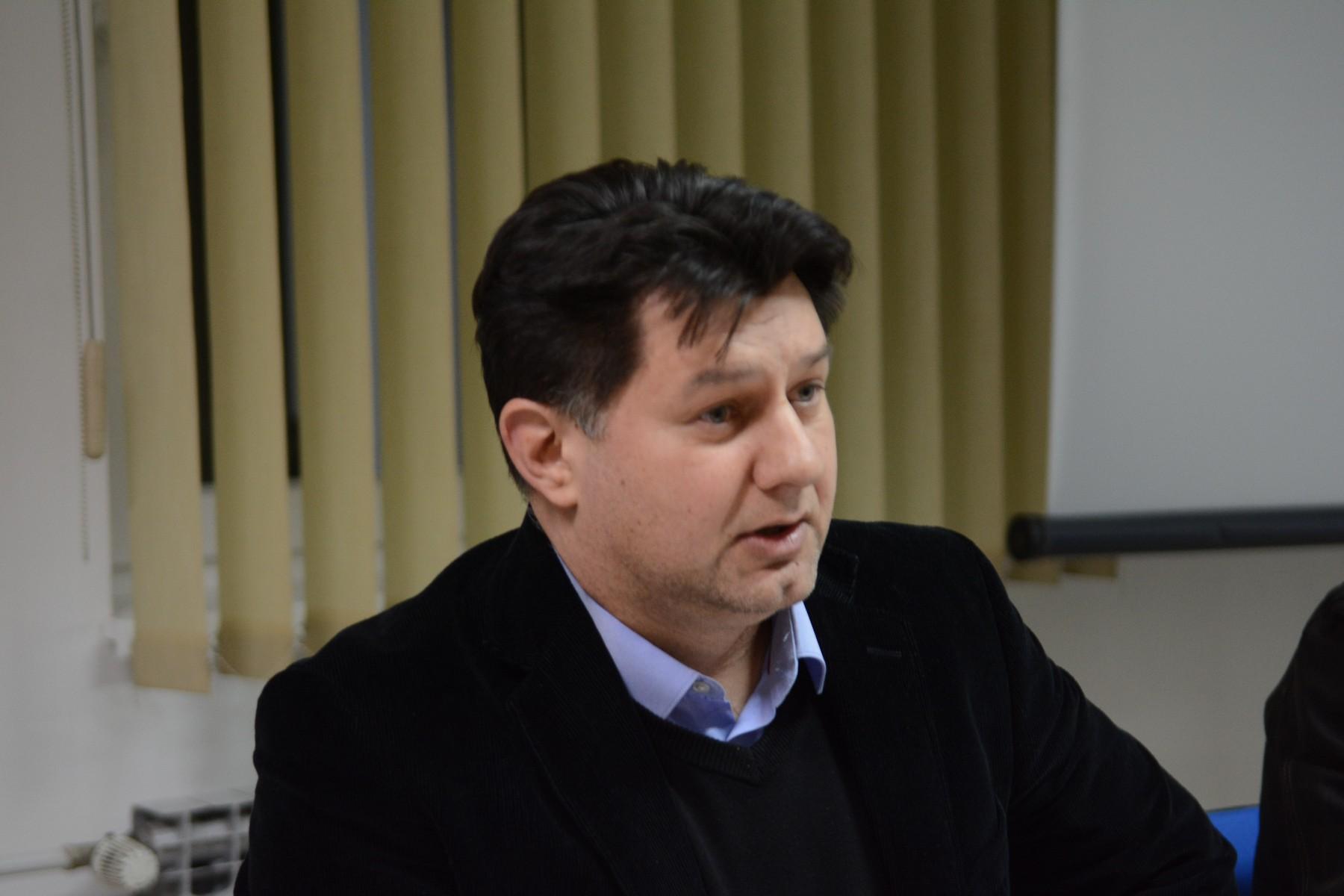 Neven Bedeković, novi-stari predsjednik Sportske zajednice općine Pitomača // Foto: pitomaca.hr