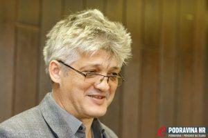 Darko Tetec, član Gradskog vijeća // Foto: Matija Gudlin