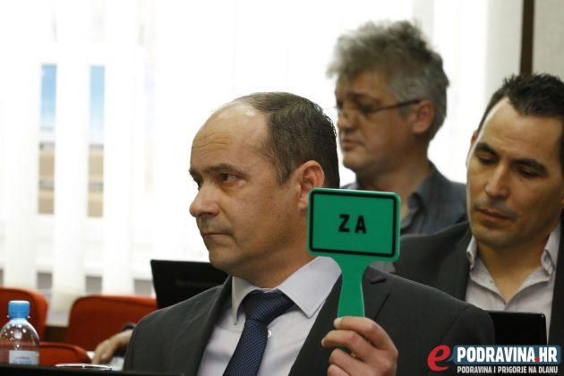 Ernest Forjan, potpredsjednik Gradskog vijeća // Foto: Matija Gudlin