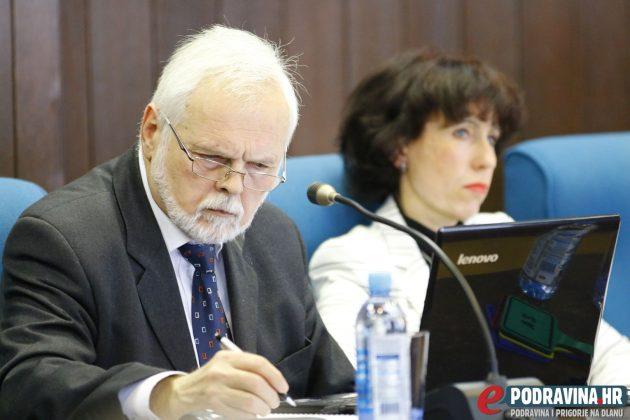 Zoran Gošek, predsjednik Gradskog vijeća // Foto: Matija Gudlin