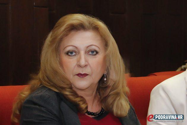 Verica Rupčić // Foto: Matija Gudlin
