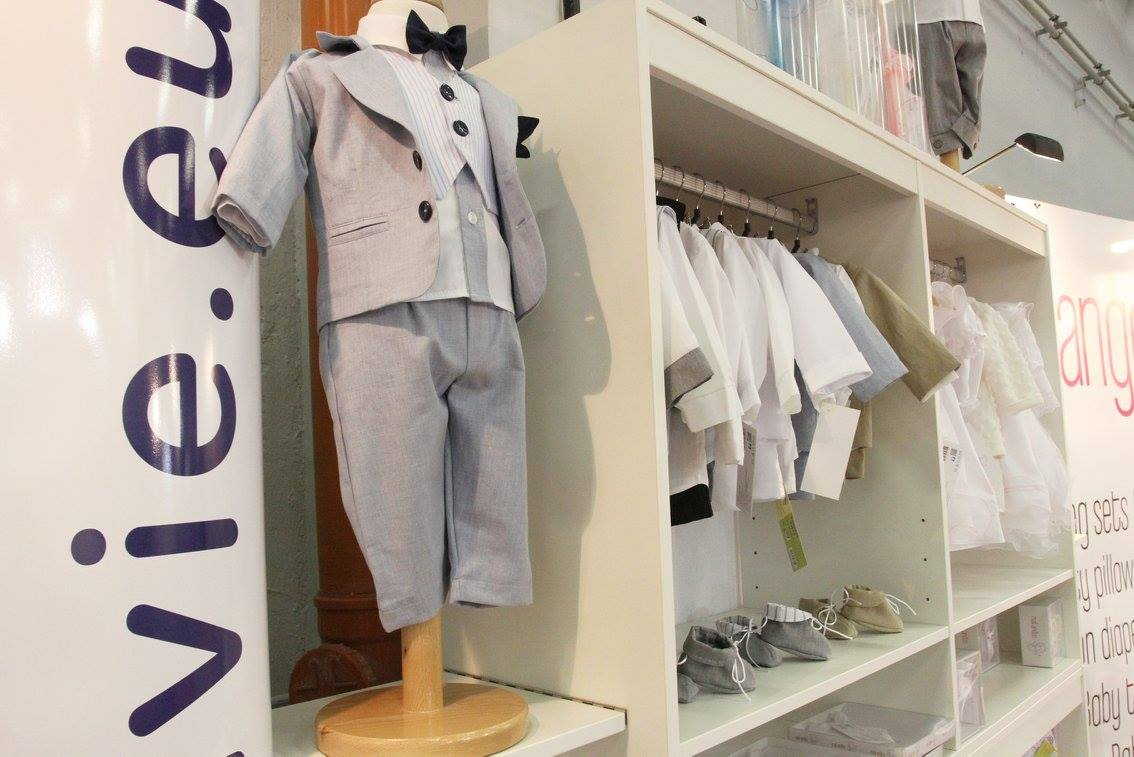 Brend Mali anđeo temelji se na proizvodnji odjeće za krštenje // Foto: ustupio Merkur
