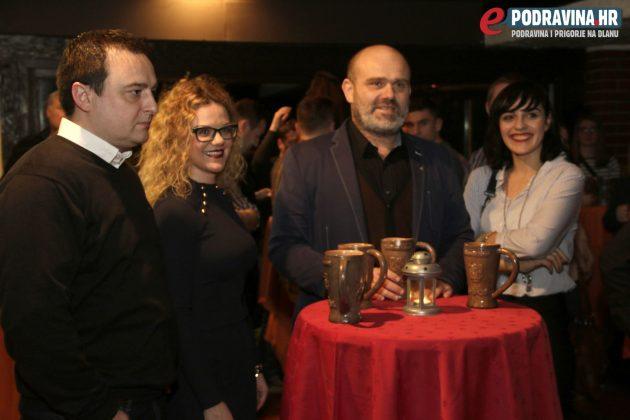 Predstavljanje Kraljevskoga Pana - restoran Štagelj // Foto: Mario Kos