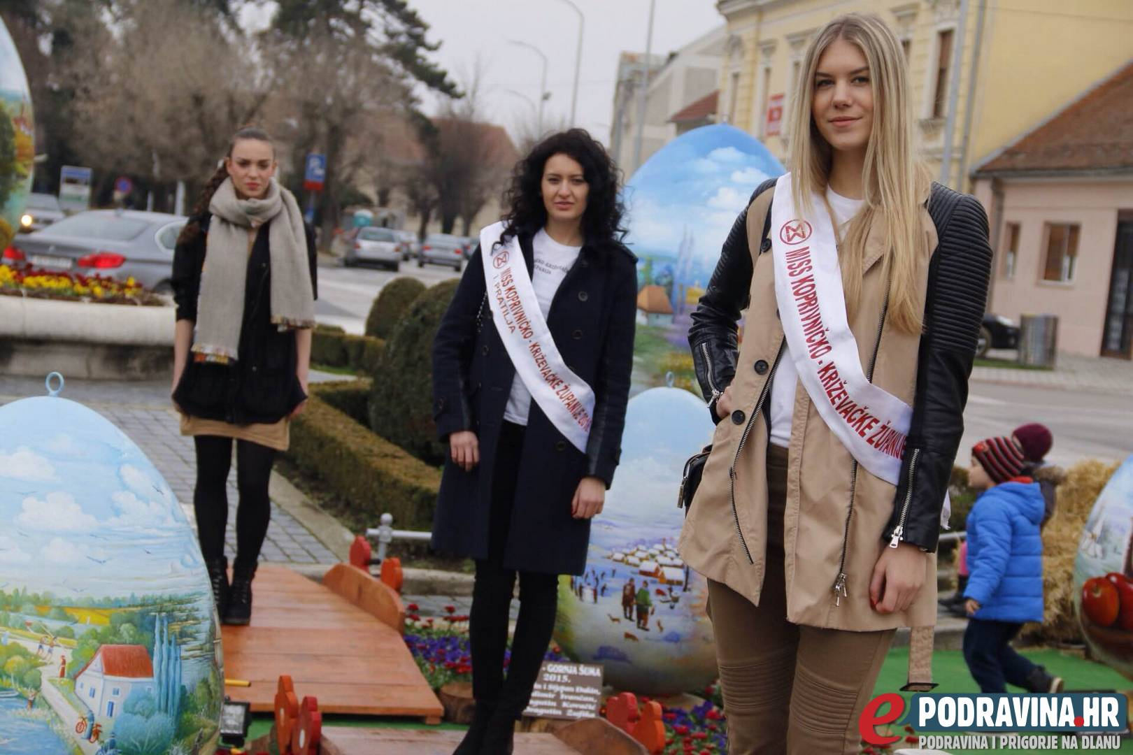 Druženje s građanima // Foto: Mario Kos