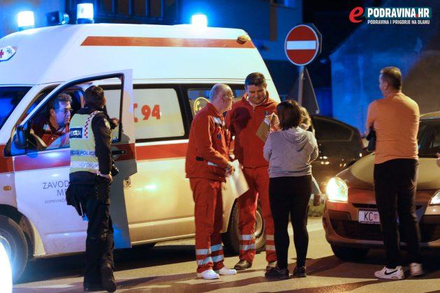 FOTO Pijana vozačica izazvala lančani sudar, majka s djetetom ...