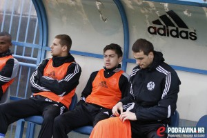 Hoćemo li Barića (u sredini) u nastavku sezone gledati i kao startera? // Foto: Arhiva