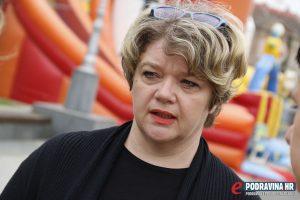 Nevenka Fusch, predsednica udruge Latice // Foto: Mario Kos