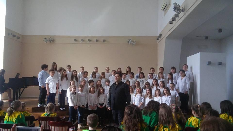 Županijsko natjecanje zborova // Foto: Sandra Poštić