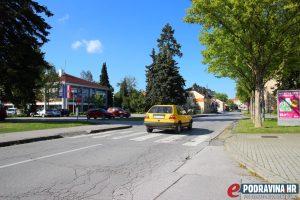 Ulica Hrvatske državnosti // Foto: Matija Gudlin