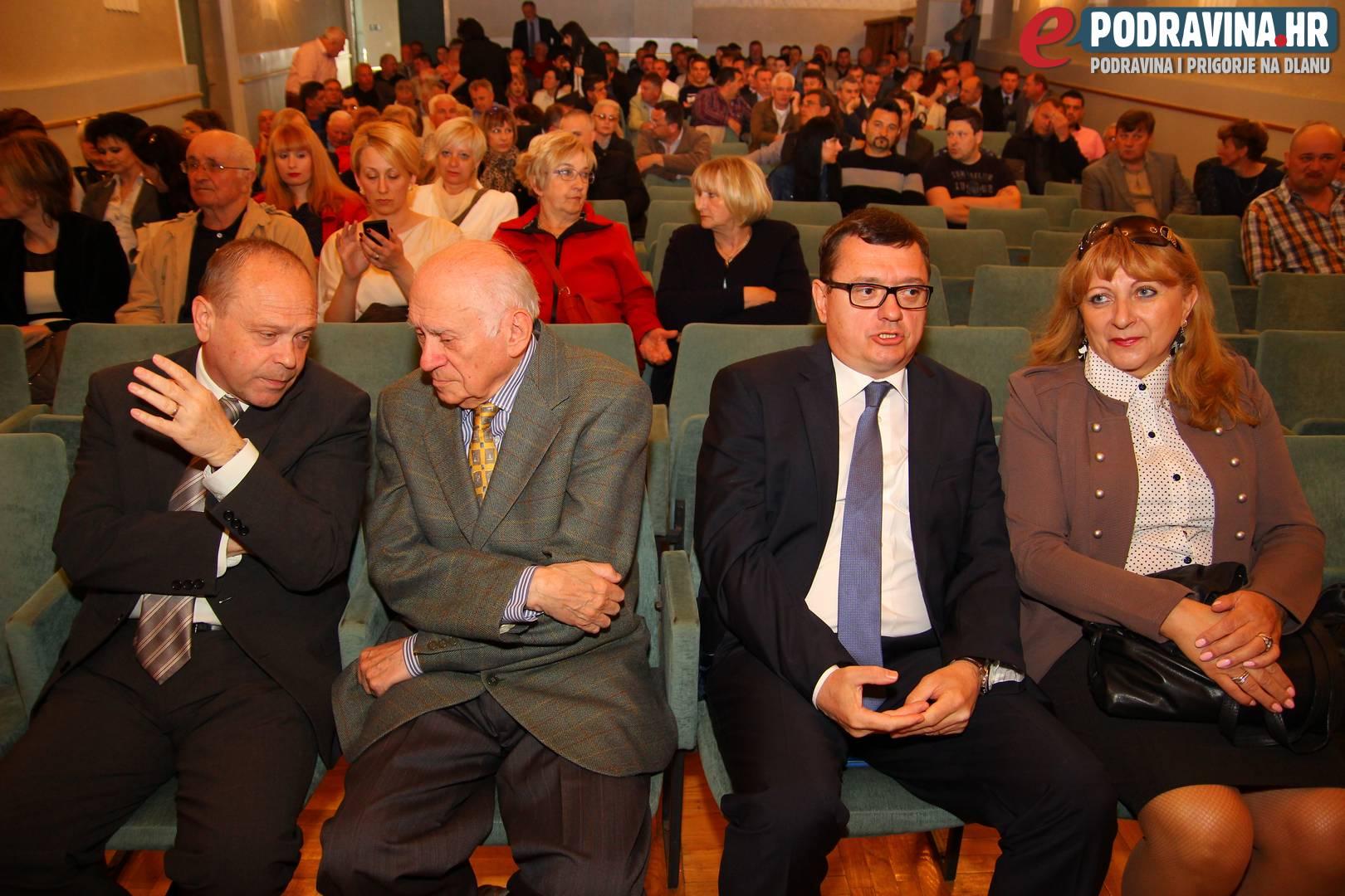 Koprivnicki Hdz Ima Novog Predsjednika Gradske Organizacije