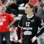 Vratarka Ivana Kapitanović istaknula se u sva tri susreta // Foto: Ivan Brkić