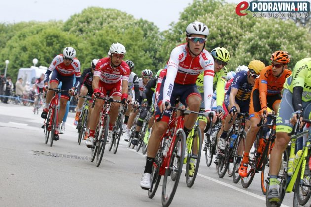 Tour of Croatia, biciklistička utrka prošla kroz Podravinu // Foto: Matija Gudlin