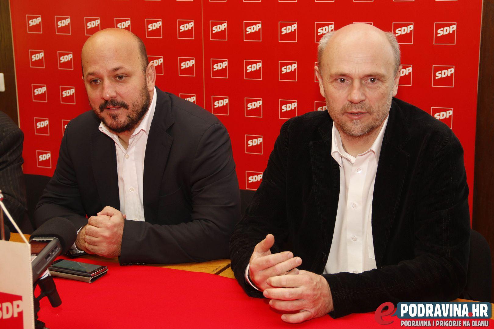 Gordan Maras i Milivoj Androliić // Foto: Matija Gudlin