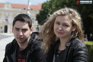 Studenti apeliraju na ministarstvo da što prije donese odluku // Foto: Matija Gudlin
