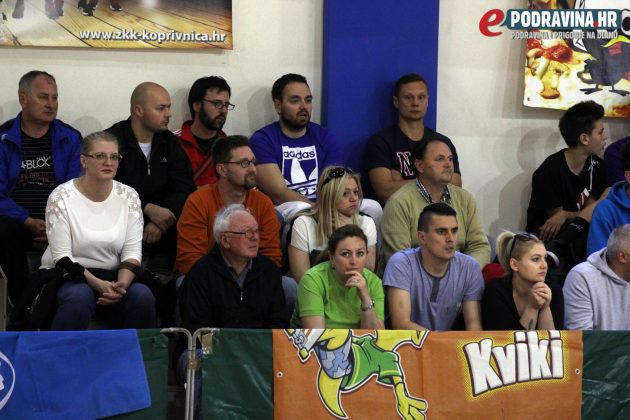 KK Koprivnica - KK Cibona